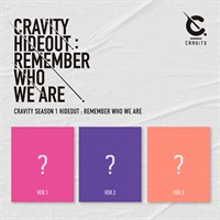 CRAVITY - SEASON1. [HIDEOUT: REMEMBER WHO WE ARE] + плакат