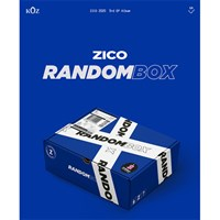 [Sold out] ZICO - RANDOM BOX