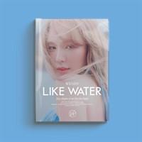 WENDY - Like Water (Photo Book Ver.) + плакат