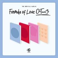 [Предзаказ] TWICE - Formula of Love: O+T=<3